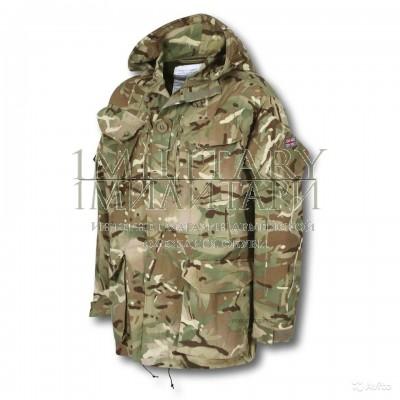 Куртка SAS Smock Combat Windproof MTP армии Великобритании 170/112