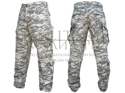 Брюки US Army ACU Digital Оригинальные размер S