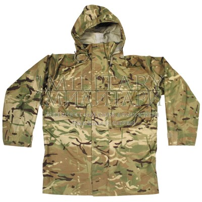 Куртка непромокаемая мембрана Gore-Tex MVP MTP с капюшоном британская армия 180/112