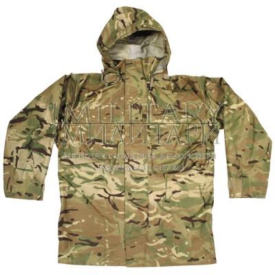 Куртка непромокаемая мембрана Gore-Tex MVP MTP с капюшоном британская армия 170/104