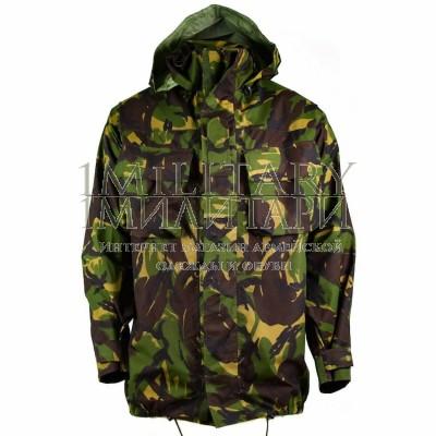 Куртка мембрана Gore-Tex MVP DPM непромокаемая с капюшоном британская армия