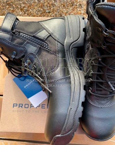 Ботинки (берцы) полиции США Propper 100 Waterproof новые