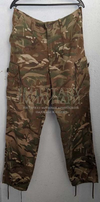 Брюки Combat FR MTP 85/88/104 армия Великобритании (огнезащитные)