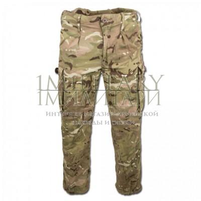 Брюки полевые Trousers Combat Multi-Terrain Pattern Tropical в камуфляже MTP армии Великобритании новые