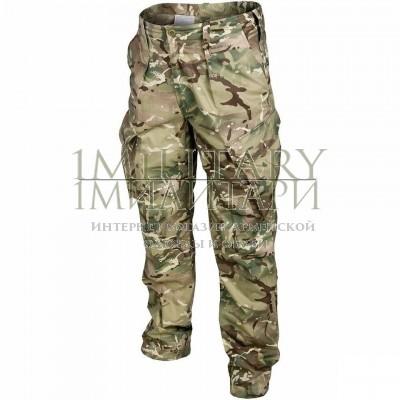 Брюки Trousers Combat Warm Weather MTP армии Великобритании 75/88/104 новые