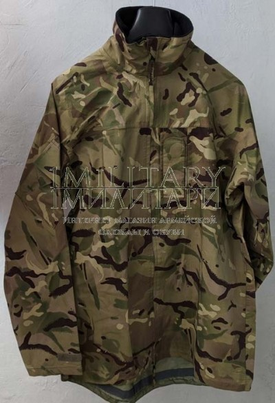 Куртка британская армия Lightweight Waterproof MVP (мембрана) MTP б/у