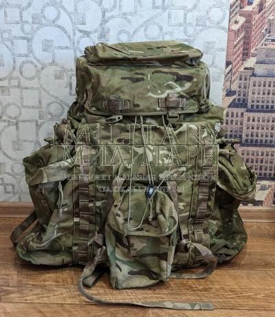 Рюкзак армии Великобритании MTP Bergen Short + 2 кармана комплект