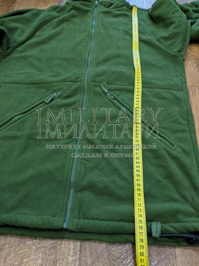 Кофта флисовая Liner Green Thermal Британская армия