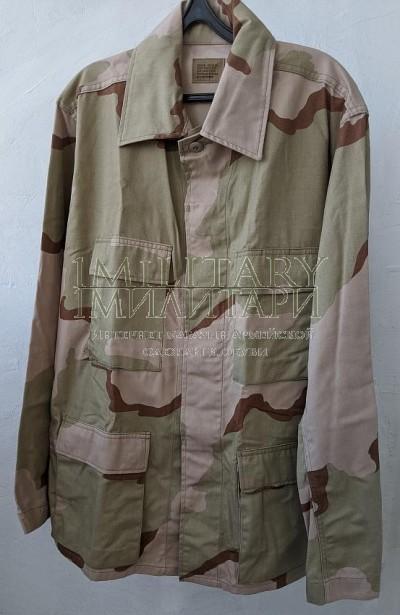 Китель BDU 3 color desert оригинал армии США