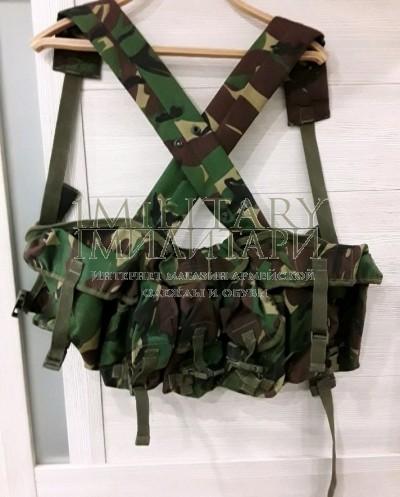 Разгрузочный жилет армии Великобритании DPM