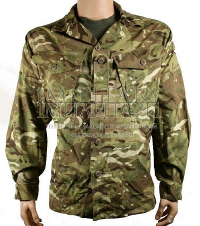 Рубашка Barrack Shirt MTP 170/112 армия Великобритании