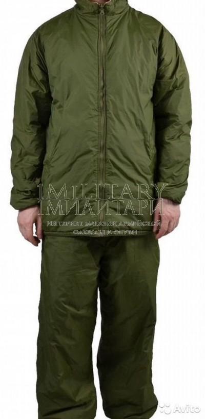 Комплект (костюм) Thermal Reversible армии Великобритании двусторонний зимний