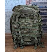 Рюкзак военный 90 литров Virtus армии Великобритании в камуфляже MTP
