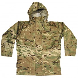 Куртка мембрана Gore-Tex MVP MTP непромокаемая с капюшоном британская армия