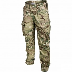 Брюки военные камуфляжные Combat Warm Weather MTP армии Великобритании 80/88/104 новые