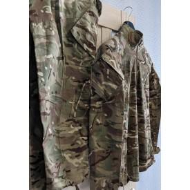 Комплект армия Великобритании брюки плюс рубашка Ubacs в камуфляже MTP