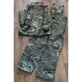 Комплект (куртка с капюшоном и полукомбинезон) Gore-Tex мембрана MVP MTP непромокаемый британская армия