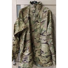Куртка британская армия Lightweight Waterproof MVP мембрана в камуфляже MTP (размер XXL)