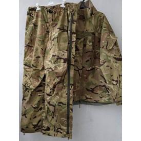 Костюм (куртка и брюки) мембрана Gore-Tex Lightweight MVP в камуфляже MTP армии Великобритании