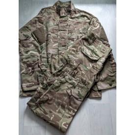 Комплект британской армии брюки китель б/у