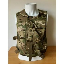 Жилет армии Великобритании Cover Body Armour ecba MTP
