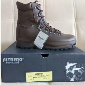 Ботинки (берцы) Altberg британской морской пехоты новые (размер UK9L)