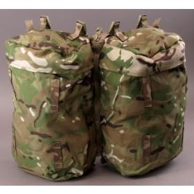 Боковые карманы для рюкзака Bergen Pouch Side MTP, комплект 2 штуки армии Великобритании новые
