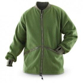 Куртка (кофта) флисовая Green Thermal Британская армия