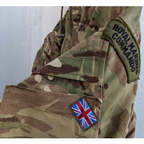 Куртка SAS Smock 2 Combat Windproof MTP Royal Marines Commando армия Великобритании 180/104 новая