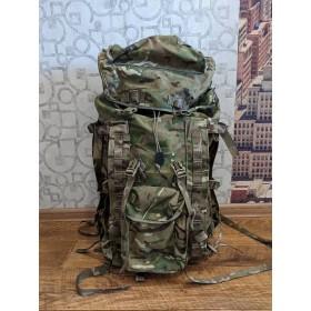 Рюкзак армии Великобритании в камуфляже MTP Bergen (берген) Long back объемом 100 литров