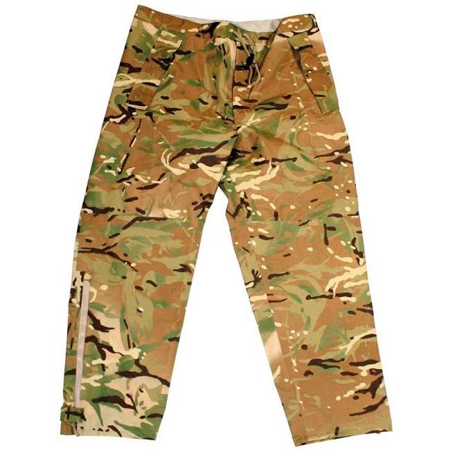 Фото: брюки мембранные Gore-Tex MTP армии Великобритании