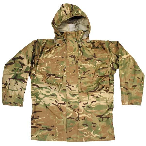 Куртка мембранная GoreTex армии Великобритании