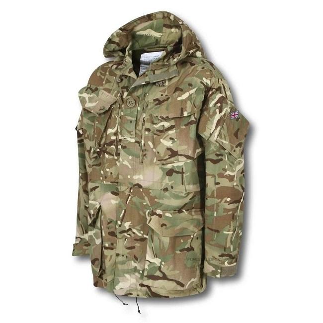 Куртка smock британской армии